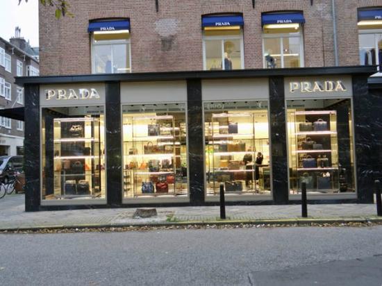 dad4067e521 Prada - Picture of Pieter Cornelisz Hooftstraat, Amsterdam - TripAdvisor