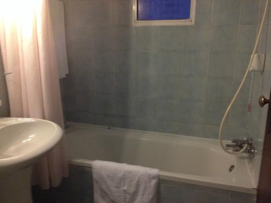 Hotel Sirius: WC
