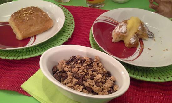 Bed & Breakfast Rhome86: Colazione