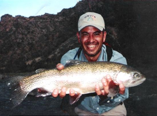 First Inn of Pagosa: Fishing
