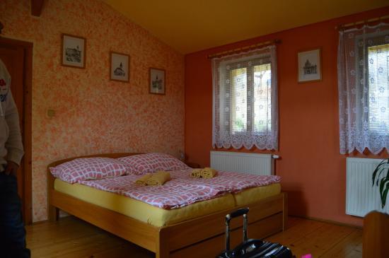 Penzion Svet: Habitacion en la segunda planta