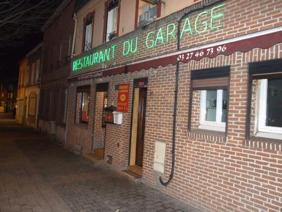 Restaurant du garage anzin restaurant avis num ro de - Le garage restaurant montbonnot ...