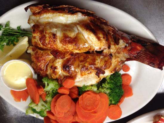 Honduran lobster tail what 39 s not to love picture of for Fish restaurant carlsbad