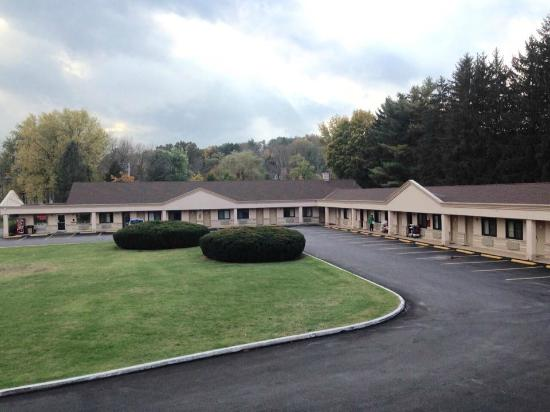 Bild fr n americas best value inn central for Goshen motor inn goshen in