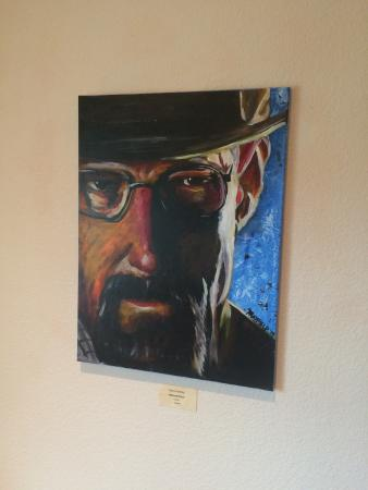 The Kemp Center for the Arts: Walter White