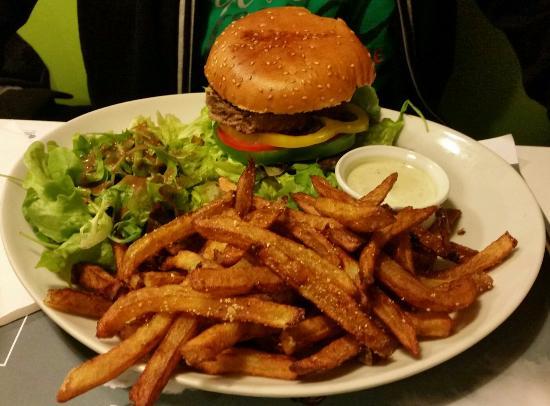 Bougnat Burger : Lo Vulcano