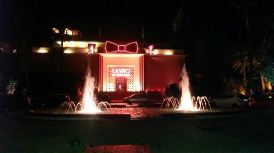 Casino de Marrakech: Fachada!