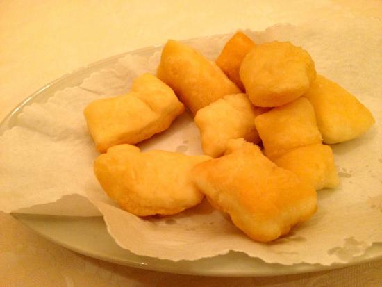 L'Osteria di Giovanni: those wonderful fried breads