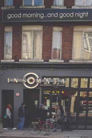 Photo of American Restaurant Insomnia Restaurant and Lounge at 563 Bloor St W, Toronto M5S 1Y6, Canada