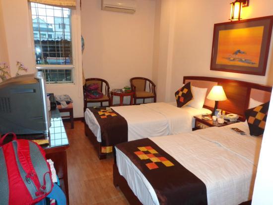 Hong Ngoc Cochinchine : Our room