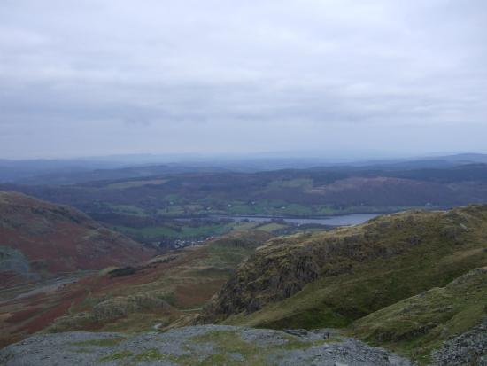 Old Man of Coniston: The view