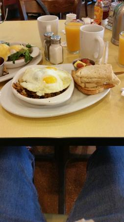 Breakfast at First Watch