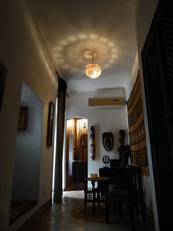 Riad el Maktoub Marrakech: Habitación Mauritane