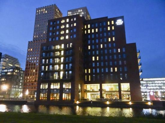 Crowne Plaza Hotel Amsterdam City Centre