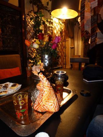 Riad el Maktoub Marrakech: Bienvenida