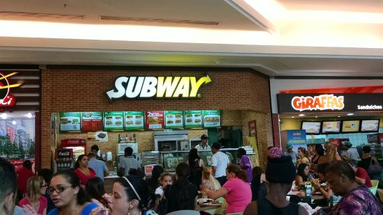 Subway Shopping Penha