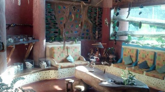 Yacutinga Lodge: Living del Hotel