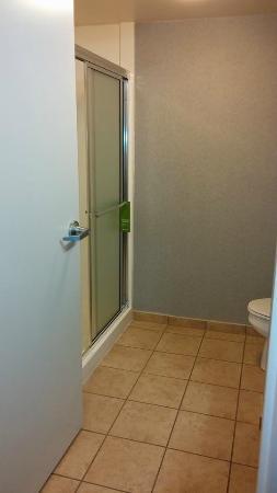 Hampton Inn and Suites Cape Cod - West Yarmouth: Bathroom