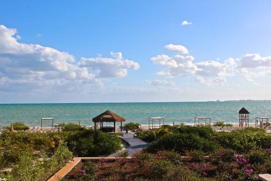 Secrets Playa Golf Spa Resort Beach Bar