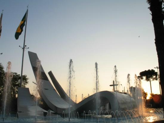 Praça do Migrante - Florêncio Galafassi