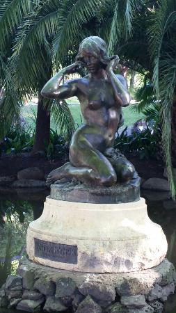 Royal Botanic Gardens Melbourne : Water Nymph