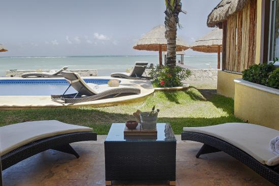 Blue Sky Tulum: Ocean views from every room