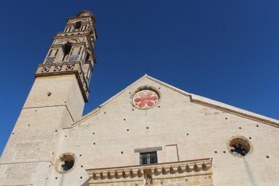 Iglesia de Santa Maria de la Mota , Marchena