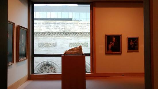 Yale Center for British Art: ルイスカーン氏の遺作~処女作を眺める。 とにかく一度足を運んでください、それはあなたの旅を豊なものにしてくれることでしょう。