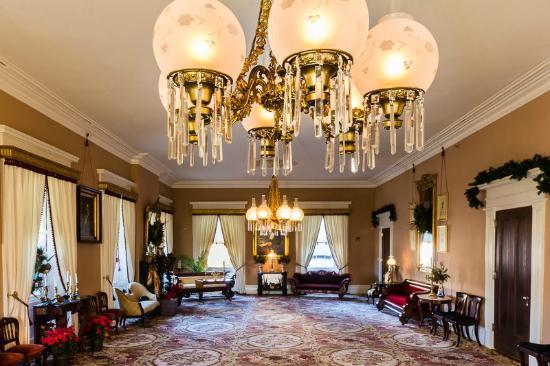 Old Governor's Mansion Milledgeville GA