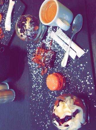 Café gourmand.