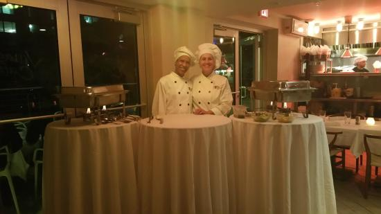 Village Cafe: Our Kitchen Manager & Prep Lead