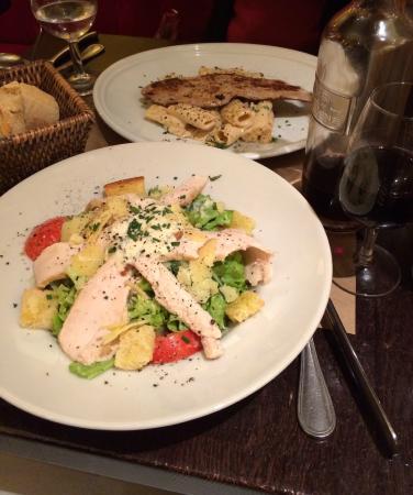Le Corail: サラダ