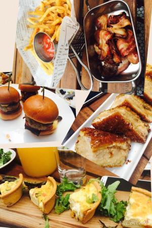 Hotel Chantelle: Yum yum brunch!