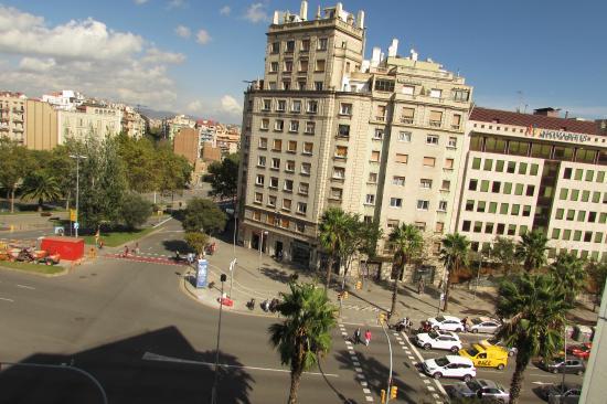 Vista foto di eurostars monumental barcellona tripadvisor for Migliori hotel barcellona