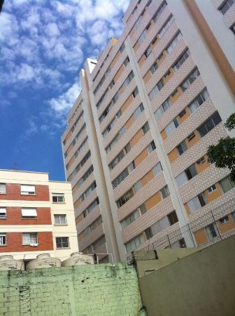 Okupe Hostel Jardins: Vista das Redes do Solarium