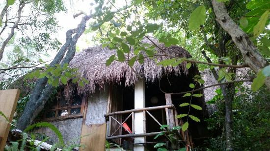 Ecolodge Shalala: Our bungalow