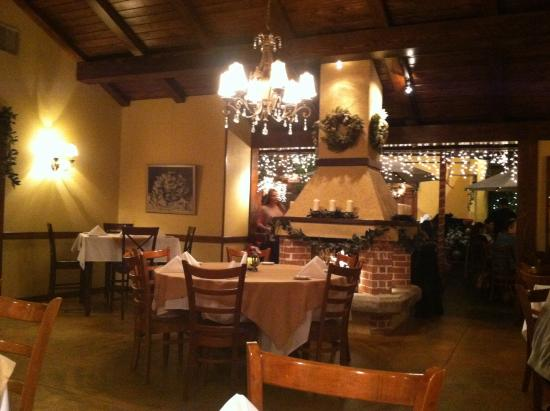 Dinner picture of luigi 39 s patio ristorante college for Q station dining room
