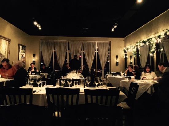 Trattoria One 41: dining area