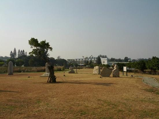 Kinmen Stone Sculpture Park