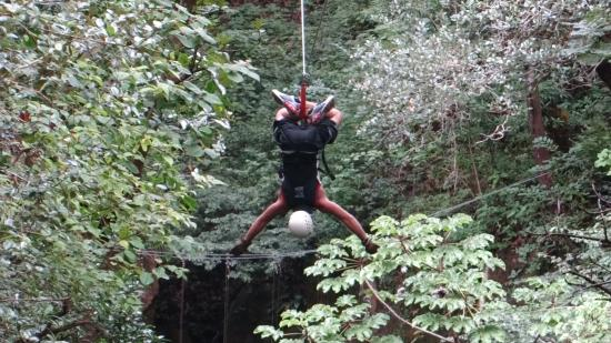 Costa Rica Unique Transfers & Tours: Extreme Zip Lining