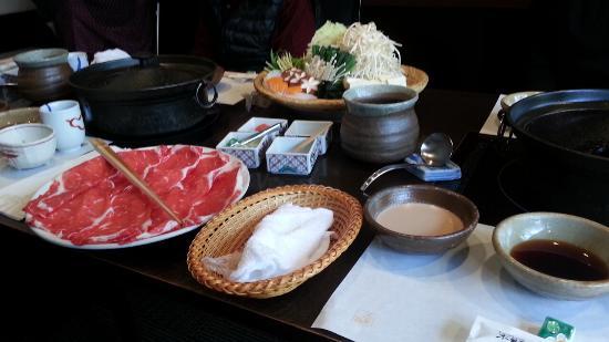 Shabu-shabu & Japanese Cuisine Kisoji Gakuenmae