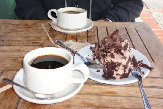 Taste of Rome: Coffee and cake