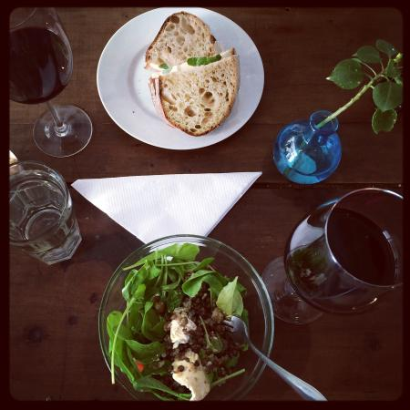 Pain et Vin Buenos Aires: Lunch