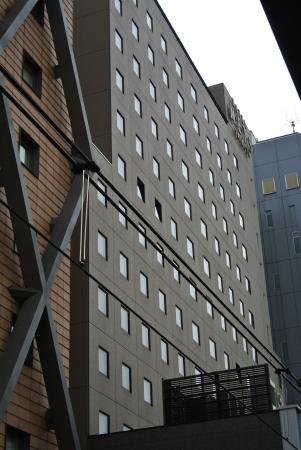 Hotel Mets Shibuya : ホテル正面外観