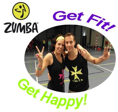 Zumba with Wesley & Ilona