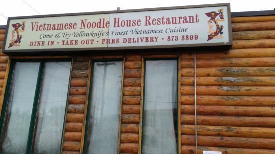 Outside of Vietnamese Noodle House
