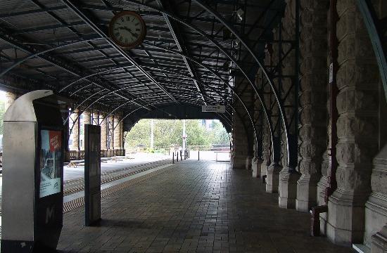 Central Railway Station: interchange & transfer to Light Rail Transportation
