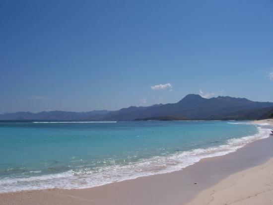 Остров Лембата, Индонезия: pasir putih