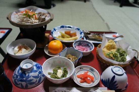 Nodaniya : Our full dining course