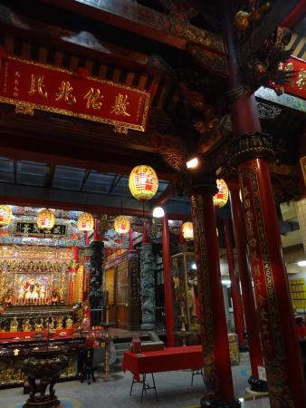 Tianjigong: 静かで荘厳な雰囲気